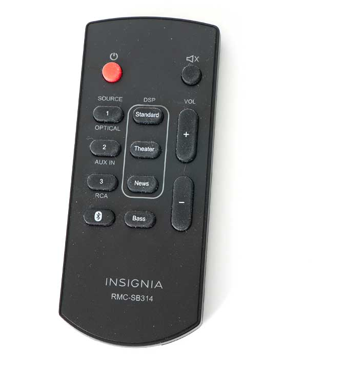 Setting up an Insignia NS-SB314 soundbar (and other brands