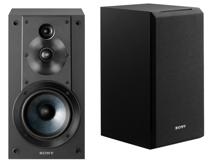 I Have Finally Found An Inexpensive Speaker To Get Excited About And The Sony Core SS CS5 Bookshelf Speakers Are That This Is A 3 Way Design