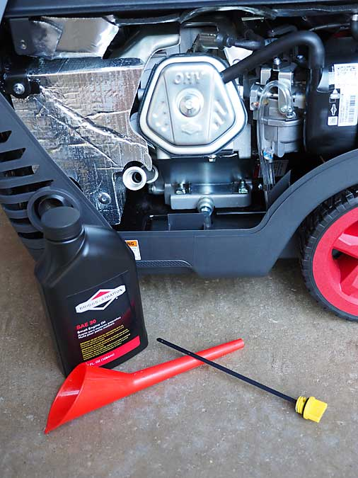Home backup power with the Briggs & Stratton QuietPower