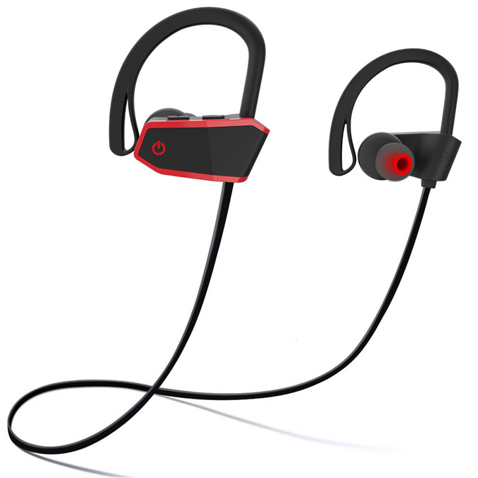 Sbode bluetooth sports earphones - universal bluetooth earphones